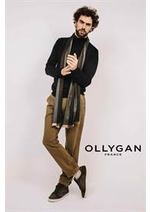 Prospectus Olly Gan : Collection Pulls Homme