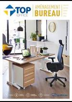 Prospectus Top office : Aménagement Bureau