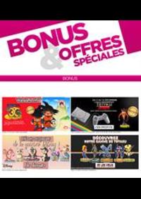 Prospectus Micromania Caumartin : Bonus & Offres Spéciales