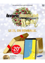 Prospectus Intermarché : Le 25, on remballe