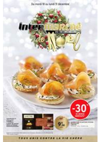 Prospectus Intermarché Hyper LOUVIERS : INTERMARCHE DE NOEL