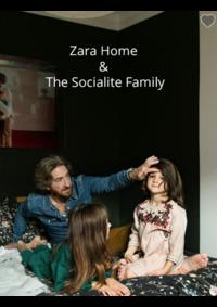 Catalogues et collections ZARA HOME BRUXELLES : The socialite family