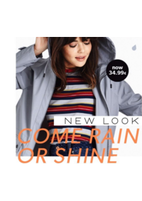 Catalogues et collections New Look Bruxelles Galerie Anspach : Come rain or shire