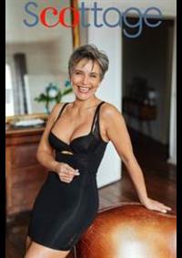 Prospectus Scottage ASNIERES : Lingerie femme