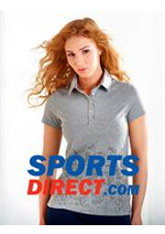 Prospectus Sports Direct : Polos & T-shirts Femme