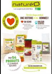 Prospectus NaturéO LIVRY-GARGAN : Derrière chaque produit, une histoire et des hommes !
