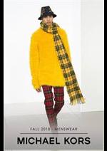 Prospectus Michael Kors : Fall 2018 Menswear