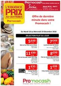 Prospectus Promocash Vezin le coquet : Exigence prix semaine 51 Dernière minute !