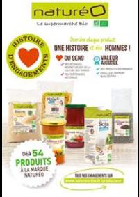 Prospectus NaturéO BALLAINVILLIERS : Derrière chaque produit, une histoire et des hommes !