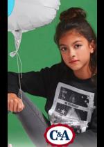 Catalogues et collections C&A : Enfants sweats