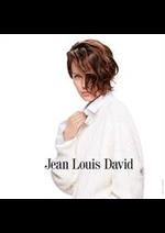 Prospectus Jean Louis David : Nouvelle Collection
