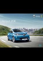 Prospectus  : Renault Zoe