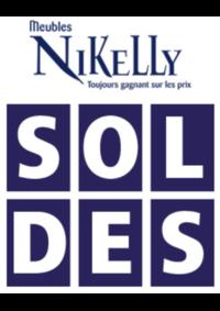 Prospectus Meubles Nikelly : Soldes