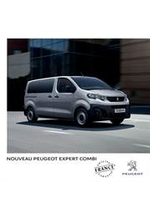 Prospectus  : Peugeot Expert Combi