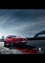 Prospectus  : Peugeot 308 gti