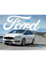 Prospectus Ford : Ford S-Max
