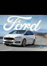 Prospectus  : Ford S-Max