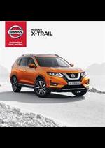 Prospectus  : Nissan X-Trail
