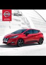 Prospectus Nissan : Nissan Micra