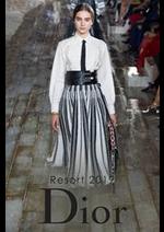 Prospectus Dior : Resort 2019
