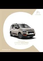 Promos et remises  : Citroën Berlingo