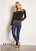 Prospectus Ekyog : Collection Pantalons & Jeans