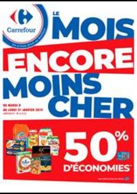 Prospectus Carrefour : Le Mois encore moins cher 2