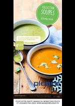 Prospectus Picard : Collection Soupes