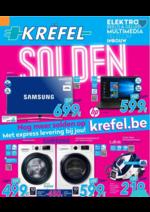 Prospectus Krëfel Electro : Solden