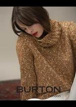 Prospectus Burton : Collection Pulls & Gilets