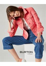 Prospectus Burton : Nouvelle Collection Femme