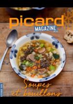 Promos et remises  : Picard magazine