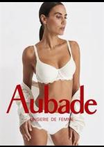Prospectus Aubade : Collection Lingerie
