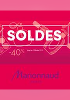 Soldes - Marionnaud