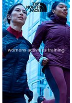 Prospectus The North Face : The North Face women activities