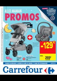 Prospectus Carrefour BERCHEM STE AGATHE : Allo maman promos !