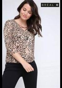 Prospectus Bréal L'Aigle : Chemises Femme