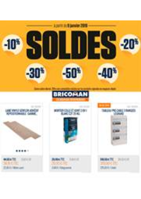 Prospectus Bricoman MONTBELIARD EXINCOURT : Soldes