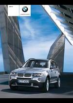 Journaux et magazines BMW : BMW X3