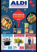 Prospectus Aldi : Spécial Nouvel an Chinois