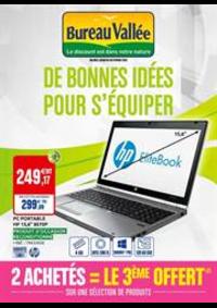Prospectus Bureau Vallée - Nanteuil Les Meaux : De Bonnes idées pour s'équiper
