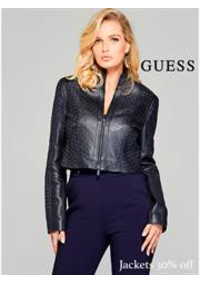 Prospectus Guess Le Chesnay : Guess woman jackets