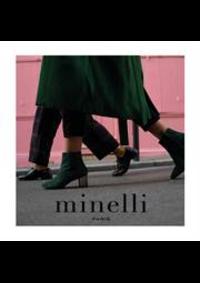 Prospectus Minelli Paris 34 rue de la verrerie : Mode Femme