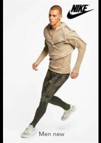 Prospectus Nike PARIS : Nike new men