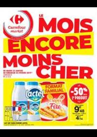 Prospectus Carrefour Market CRÉGY LES MEAUX : Le mois encore moins cher 4