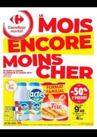 Prospectus Carrefour Market VALENTON : Le mois encore moins cher 4