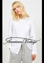 Prospectus American Vintage : Chemise Femme