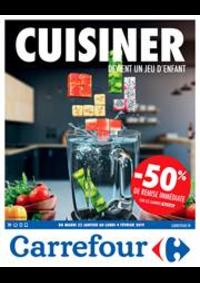 Prospectus Carrefour CHARENTON LE PONT : Cuisiner devient un jeu d'enfant