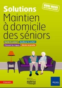 Prospectus Rexel IXELLES : Maintien à domicile des seniors