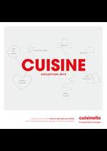 Prospectus  : Catalogue Cuisine 2019